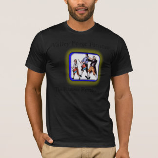 (W) Valley Forge Revolution two color shirt