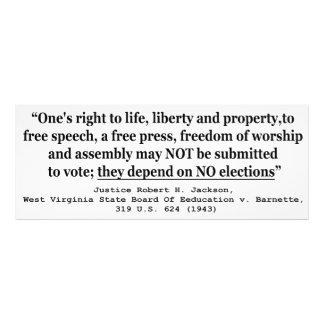 W Virginia Board Of Ed. v Barnett 319 US 624 1943 Photo Print
