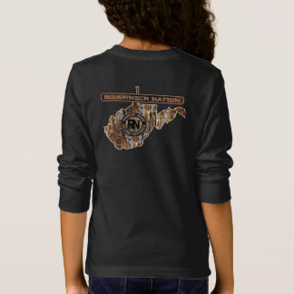W VIRGINIA RIG UP CAMO T-Shirt
