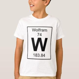 W - Volframio Playeras