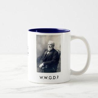 ¿W W G D Taza de café