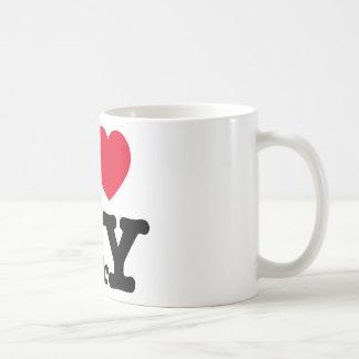 W&Y COFFEE MUG