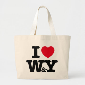 W&Y LARGE TOTE BAG