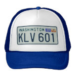 WA81 TRUCKER HAT