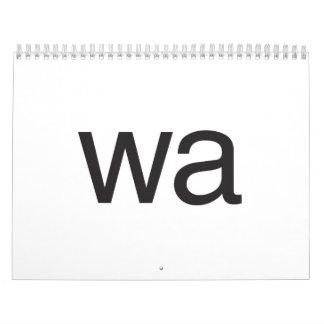 wa.ai calendars
