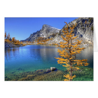 WA, Alpine Lakes Wilderness, Enchantment 4 Card