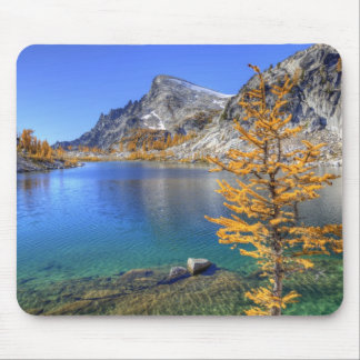WA, Alpine Lakes Wilderness, Enchantment 4 Mouse Pad