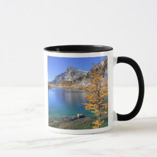 WA, Alpine Lakes Wilderness, Enchantment 4 Mug