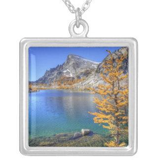 WA, Alpine Lakes Wilderness, Enchantment 4 Necklaces
