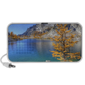 WA, Alpine Lakes Wilderness, Enchantment 4 Travelling Speakers