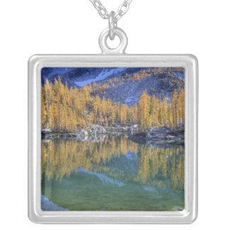 WA, Alpine Lakes Wilderness, Enchantment 5 Custom Necklace