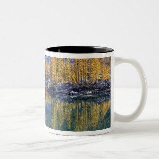 WA, Alpine Lakes Wilderness, Enchantment 5 Two-Tone Coffee Mug