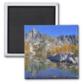 WA Alpine Lakes Wilderness Enchantment 7 Fridge Magnets