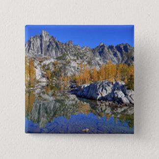 WA, Alpine Lakes Wilderness, Enchantment 7 Pinback Button