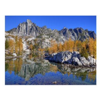 WA, Alpine Lakes Wilderness, Enchantment 7 Postcard