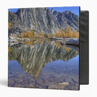 WA, Alpine Lakes Wilderness, Enchantment Binder