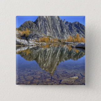 WA, Alpine Lakes Wilderness, Enchantment Button