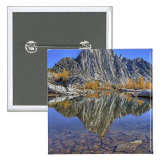 WA, Alpine Lakes Wilderness, Enchantment Button