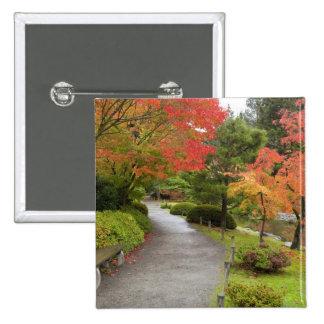 WA, arboreto del parque de Seattle, Washington, 2 Pins