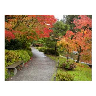 WA, arboreto del parque de Seattle, Washington, 2 Tarjeta Postal