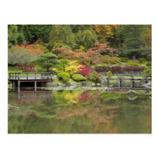 WA, arboreto del parque de Seattle, Washington, 3 Tarjeta Postal