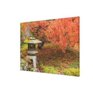 WA, arboreto del parque de Seattle, Washington, ja Impresiones En Lienzo Estiradas