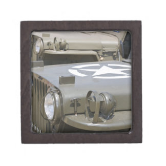 WA, Arlington, Arlington Fly-in, World War II 4 Premium Keepsake Boxes
