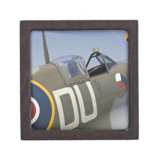 WA, Arlington, Arlington Fly-in, World War II 5 Keepsake Box