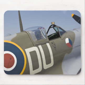 WA, Arlington, Arlington Fly-in, World War II 5 Mouse Pad