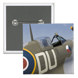 WA, Arlington, Arlington Fly-in, World War II 5 Pinback Button