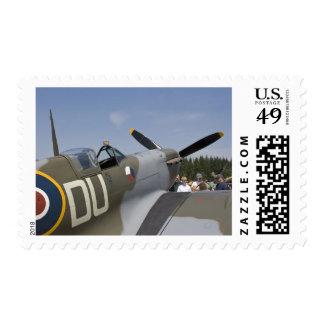 WA, Arlington, Arlington Fly-in, World War II 6 Stamp