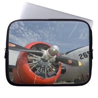 WA, Arlington, Arlington Fly-in, World War II 7 Computer Sleeve