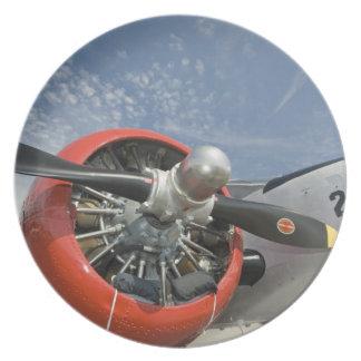 WA, Arlington, Arlington Fly-in, World War II 7 Plate