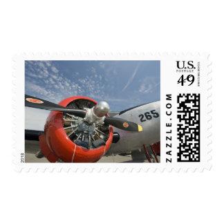 WA, Arlington, Arlington Fly-in, World War II 7 Postage Stamp