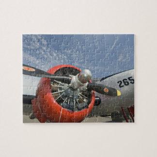 WA, Arlington, Arlington Fly-in, World War II 7 Puzzle