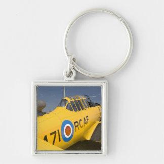 WA, Arlington, Arlington Fly-in, World War II Keychain