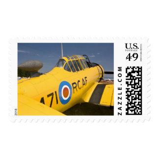 WA, Arlington, Arlington Fly-in, World War II Postage Stamp