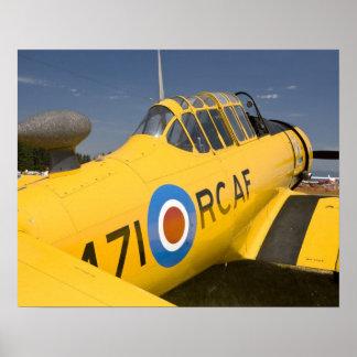 WA, Arlington, Arlington Fly-in, World War II Poster