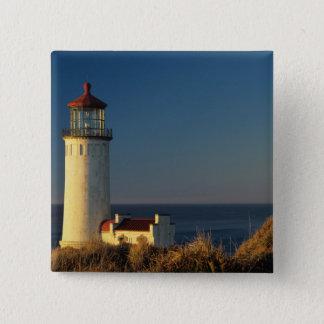 WA, Cape Disappointment State Park, North Head Button