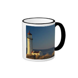 WA, Cape Disappointment State Park, North Head Ringer Coffee Mug