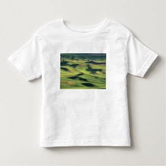WA, el condado de Whitman, tierras de labrantío de Tee Shirts