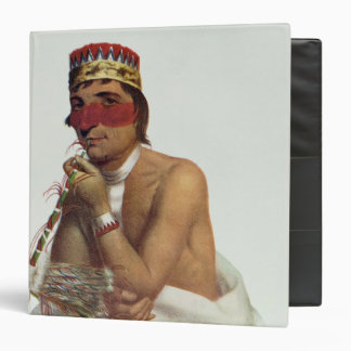 Wa-Em-Boesh-Kaa, a Chippeway Chief Binder