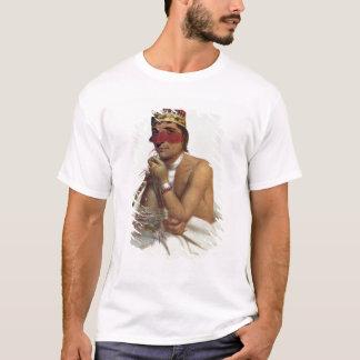 Wa-Em-Boesh-Kaa, a Chippeway Chief T-Shirt