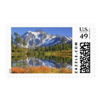 WA, Heather Meadows Recreation Area, Mt. Postage Stamp