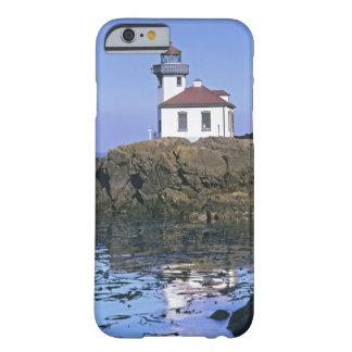WA, isla de San Juan, faro del horno de cal Funda Para iPhone 6 Barely There