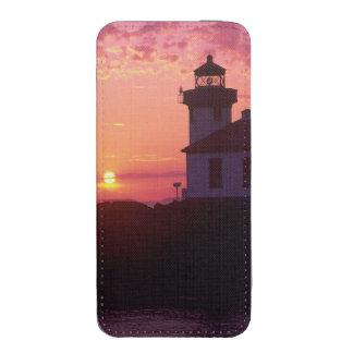 WA, isla de San Juan, horno de cal Lighthouse, Bolsillo Para iPhone