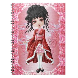 Wa lolita cuadernos