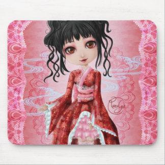 Wa lolita mouse pad