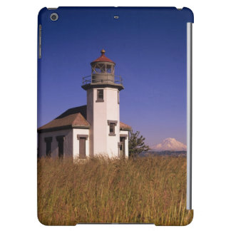 WA, Maury Island, Point Robinson Lighthouse, Cover For iPad Air