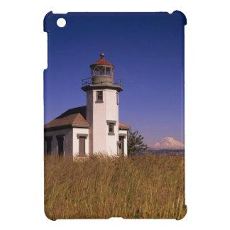 WA, Maury Island, Point Robinson Lighthouse, Cover For The iPad Mini
